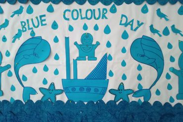 Blue Colour Day