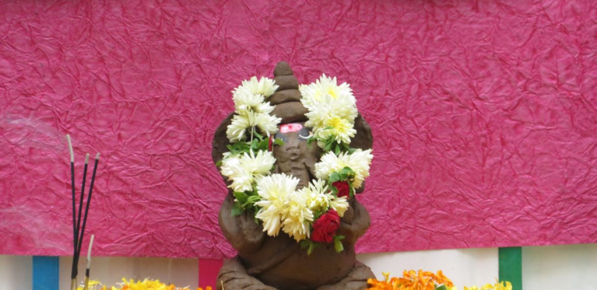 Ganesh Chathurthi Celebrations