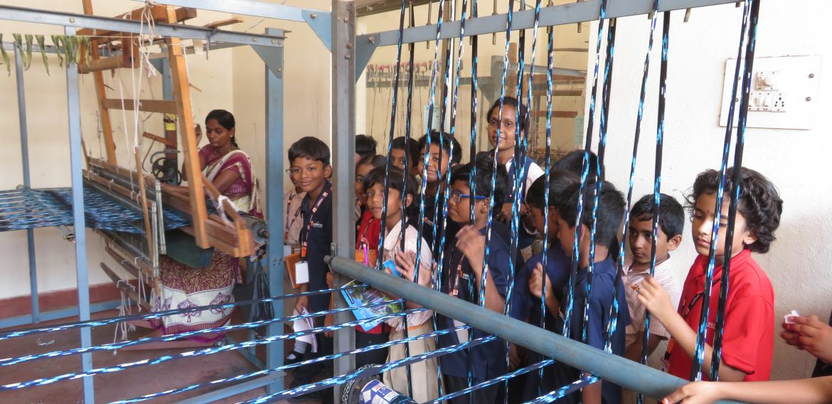 Field Trip to Pochampally